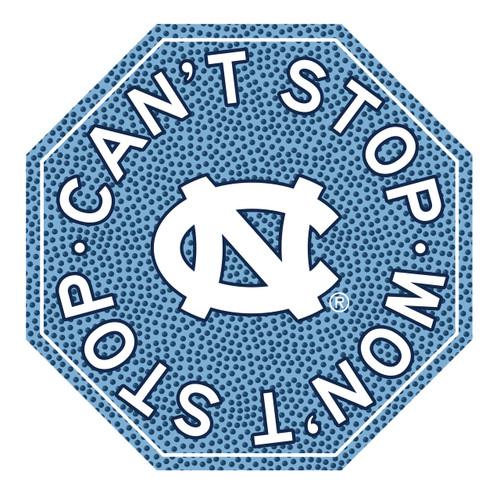"""North Carolina 12"""" Road Sign"""