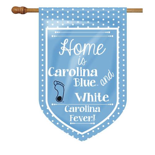 North Carolina House Flag - Home Is