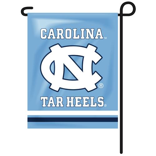 North Carolina Rectangle Garden Flag - NC