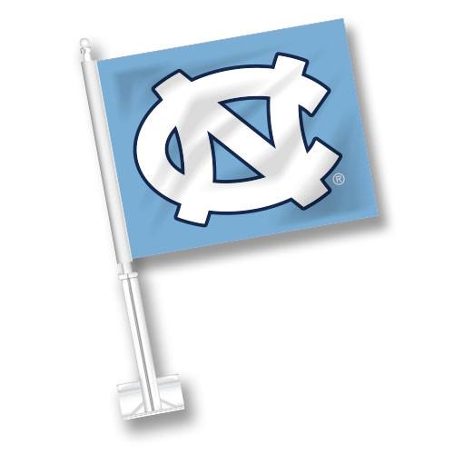 North Carolina Car Flag