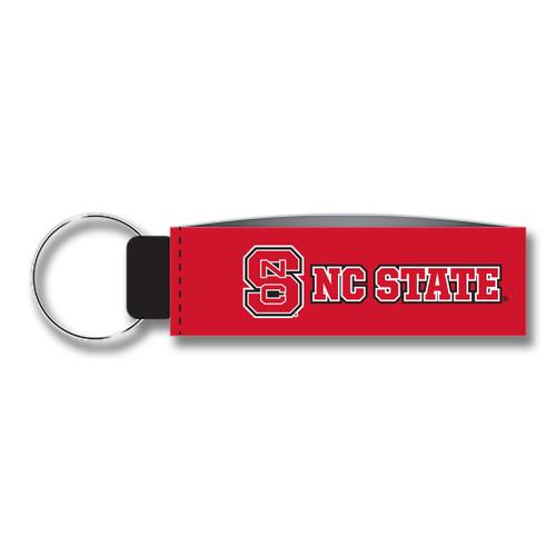 North Carolina State Keychain Wristlet