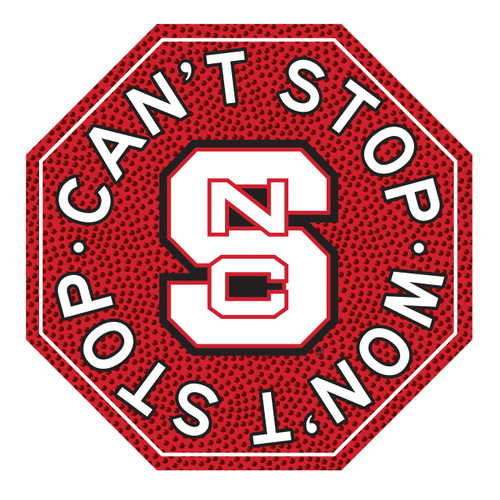 "North Carolina State 12"" Road Sign"