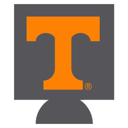 Tennessee Can Hugger - Gray