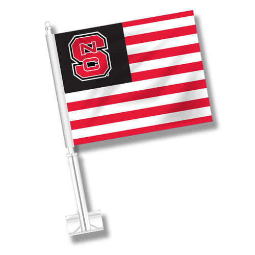 North Carolina State Car Flag - American