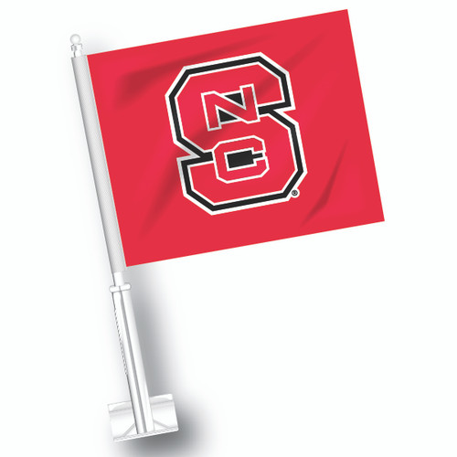 North Carolina State Car Flag