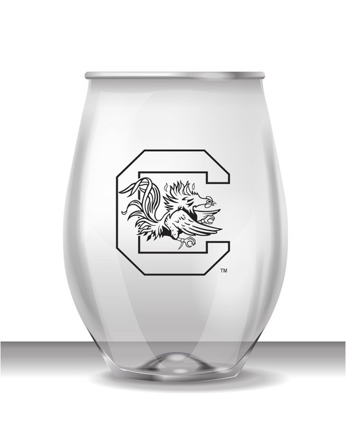 South Carolina 16 oz Stemless Plastic Cup