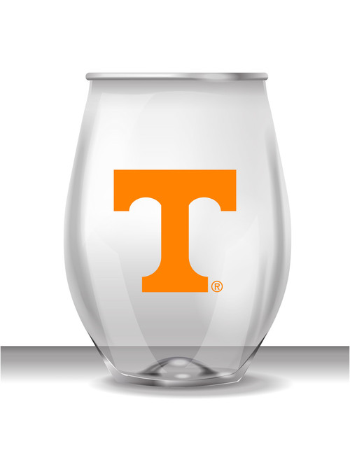 Tennessee 16 oz Stemless Plastic Cup
