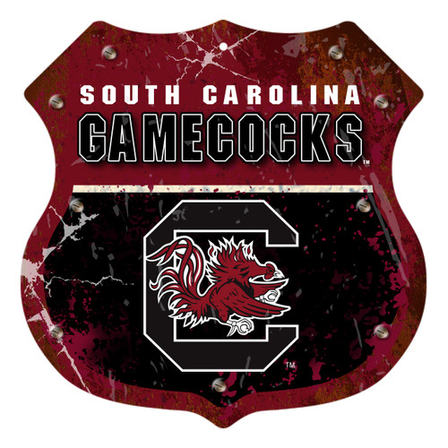"South Carolina 12"" Road Sign"