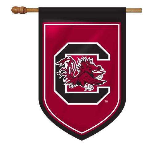 South Carolina Shield House Flag