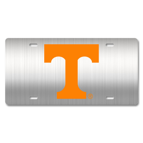 Tennessee Metal License Plate