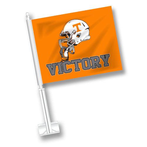 Tennessee Car Flag - Victory