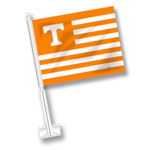 Tennessee Car Flag - American