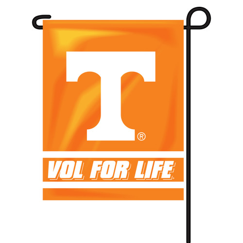Tennessee Rectangle Garden Flag - Vol for Life
