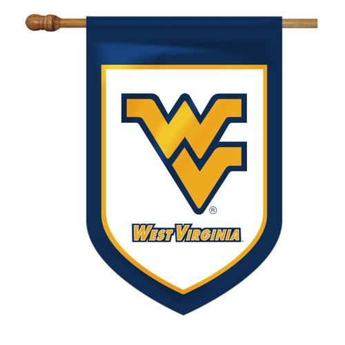West Virginia Shield House Flag