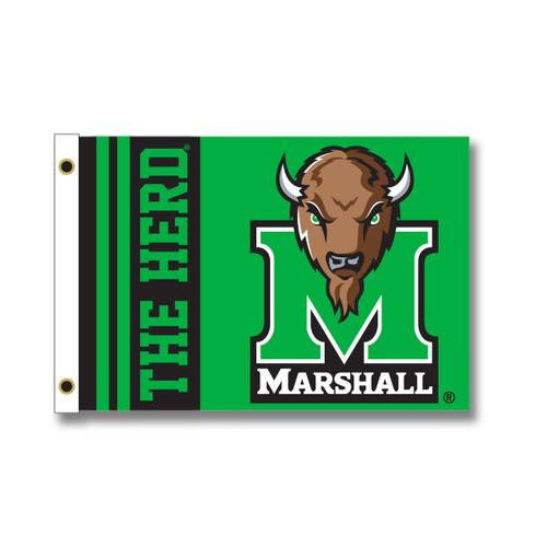 Marshall Tailgating Flag