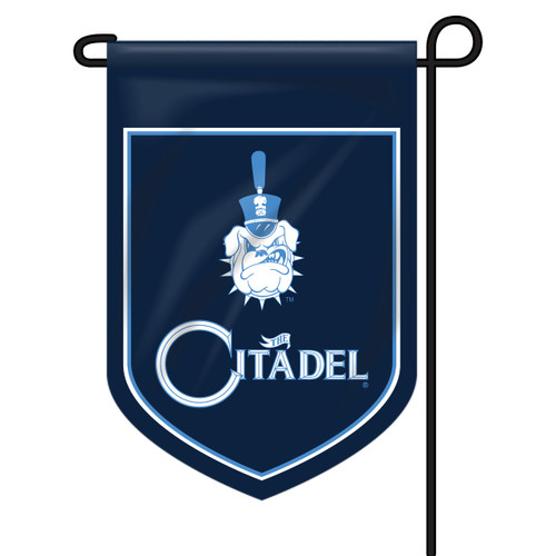 Citadel Shield Garden Flag