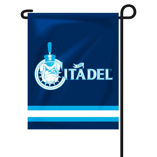 Citadel Rectangle Garden Flag