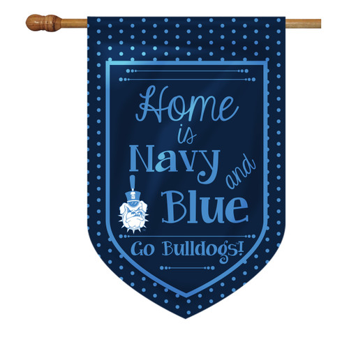 Citadel House Flag - Home Is