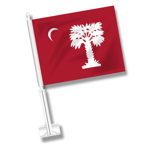 Citadel Car Flag - Big Red