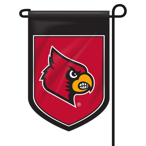 Louisville Shield Garden Flag