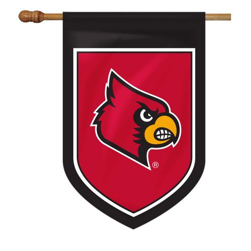 Louisville Shield House Flag