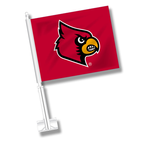 Louisville Car Flag