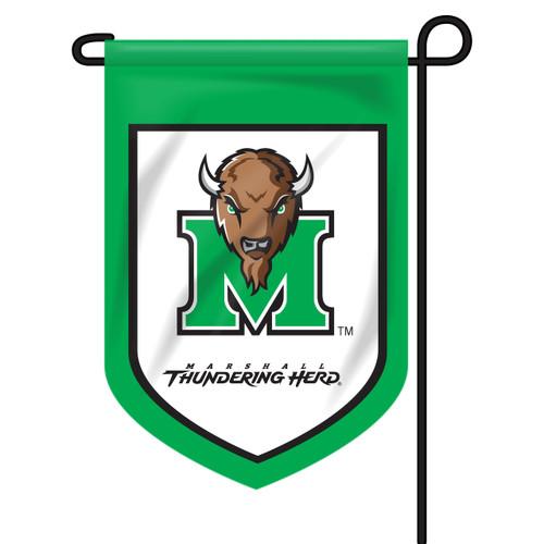 Marshall Shield Garden Flag