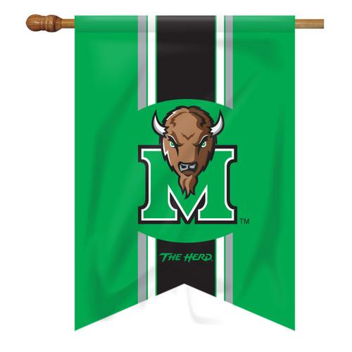 Marshall Vintage House Flag