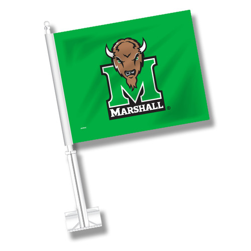 Marshall Car Flag