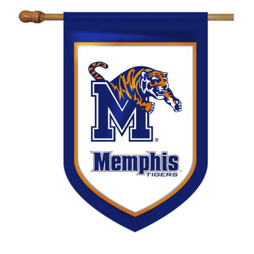 Memphis Shield House Flag