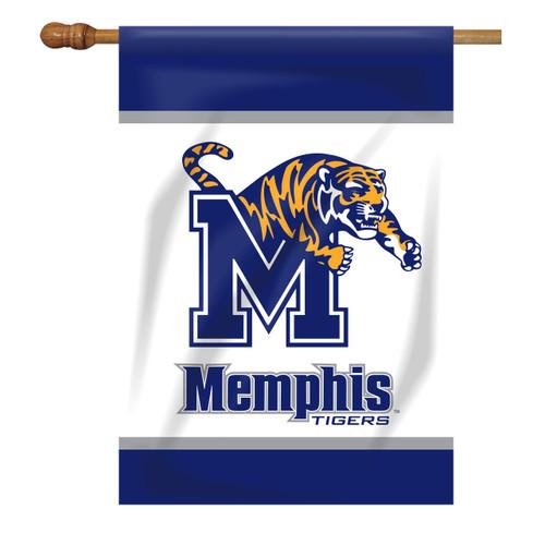 Memphis Rectangle House Flag