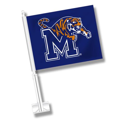 Memphis Car Flag