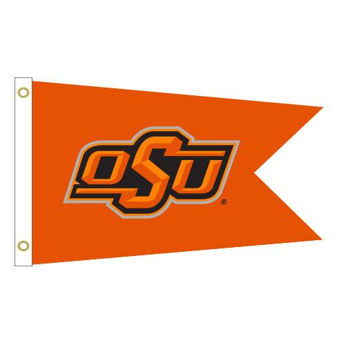 Oklahoma State Yacht Flag
