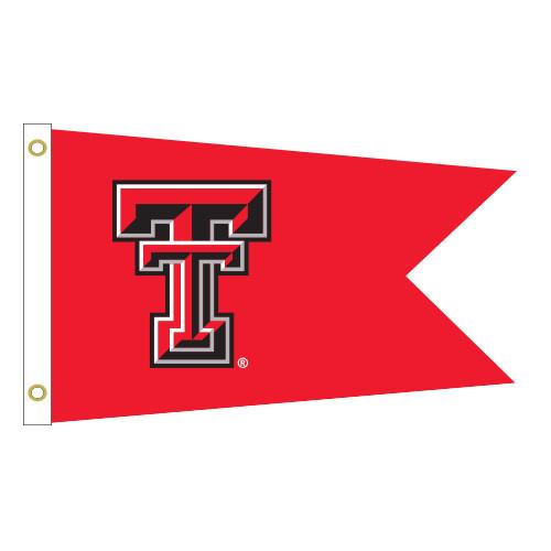 Texas Tech Yacht Flag