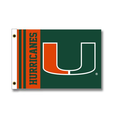 Miami Tailgating Flag