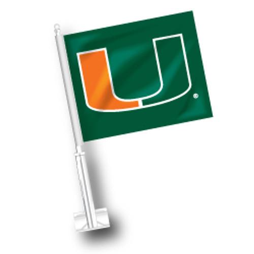Miami Car Flag