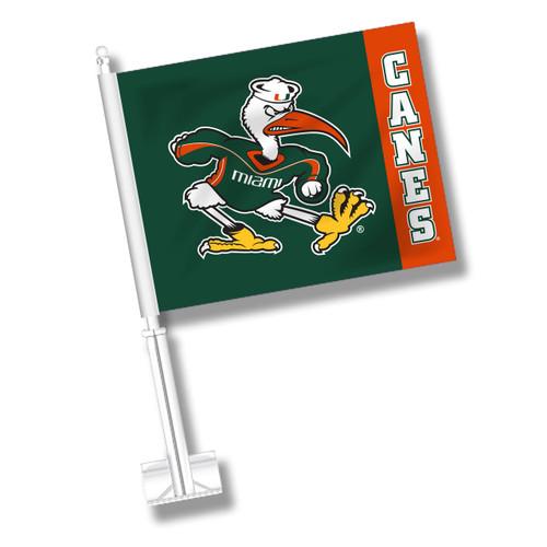 Miami Car Flag - Ibis