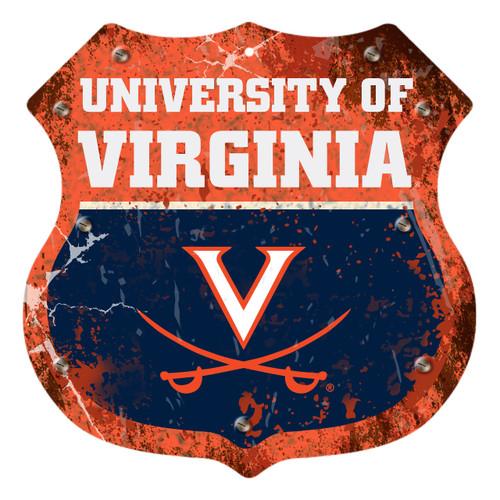 "Virginia 12"" Road Sign"