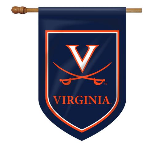 Virginia Shield House Flag