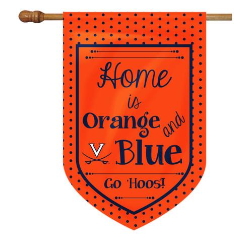 Virginia House Flag - Home Is