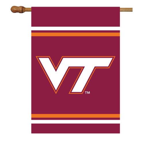 Virginia Tech Rectangle House Flag
