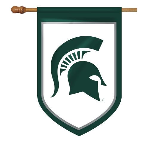 Michigan State Shield House Flag