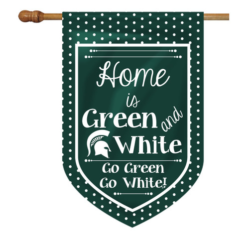Michigan State House Flag - Home Is
