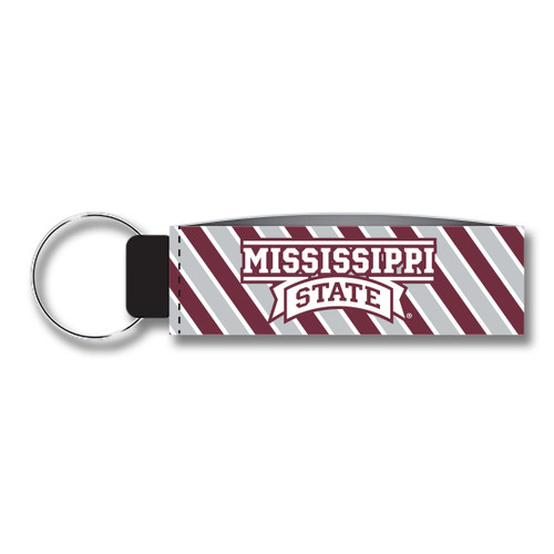 Mississippi State Keychain Wristlet
