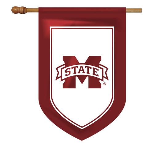 Mississippi State Shield House Flag