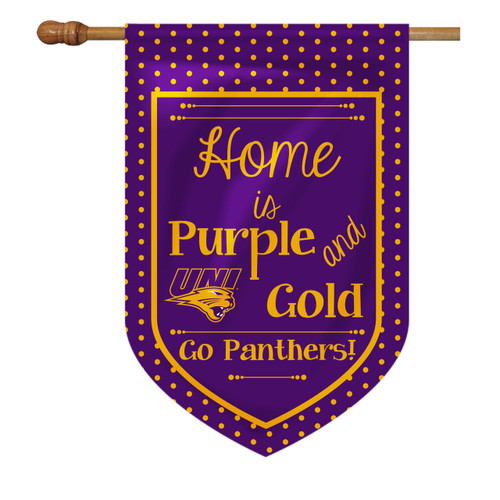 UNI House Flag - Home Is