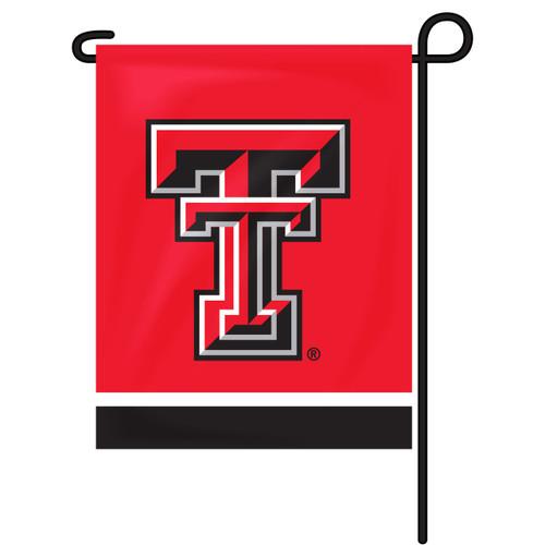 Texas Tech Rectangle Garden Flag