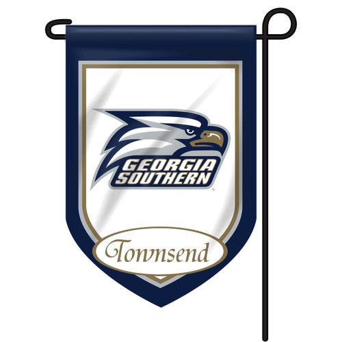 Georgia Southern Personalized Garden Flag