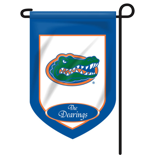 Florida Personalized Garden Flag