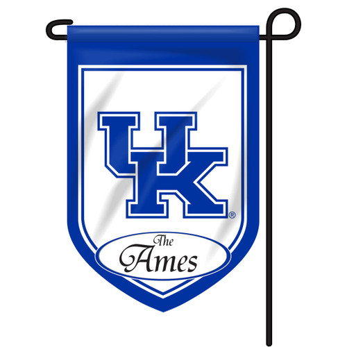 Kentucky Personalized Garden Flag